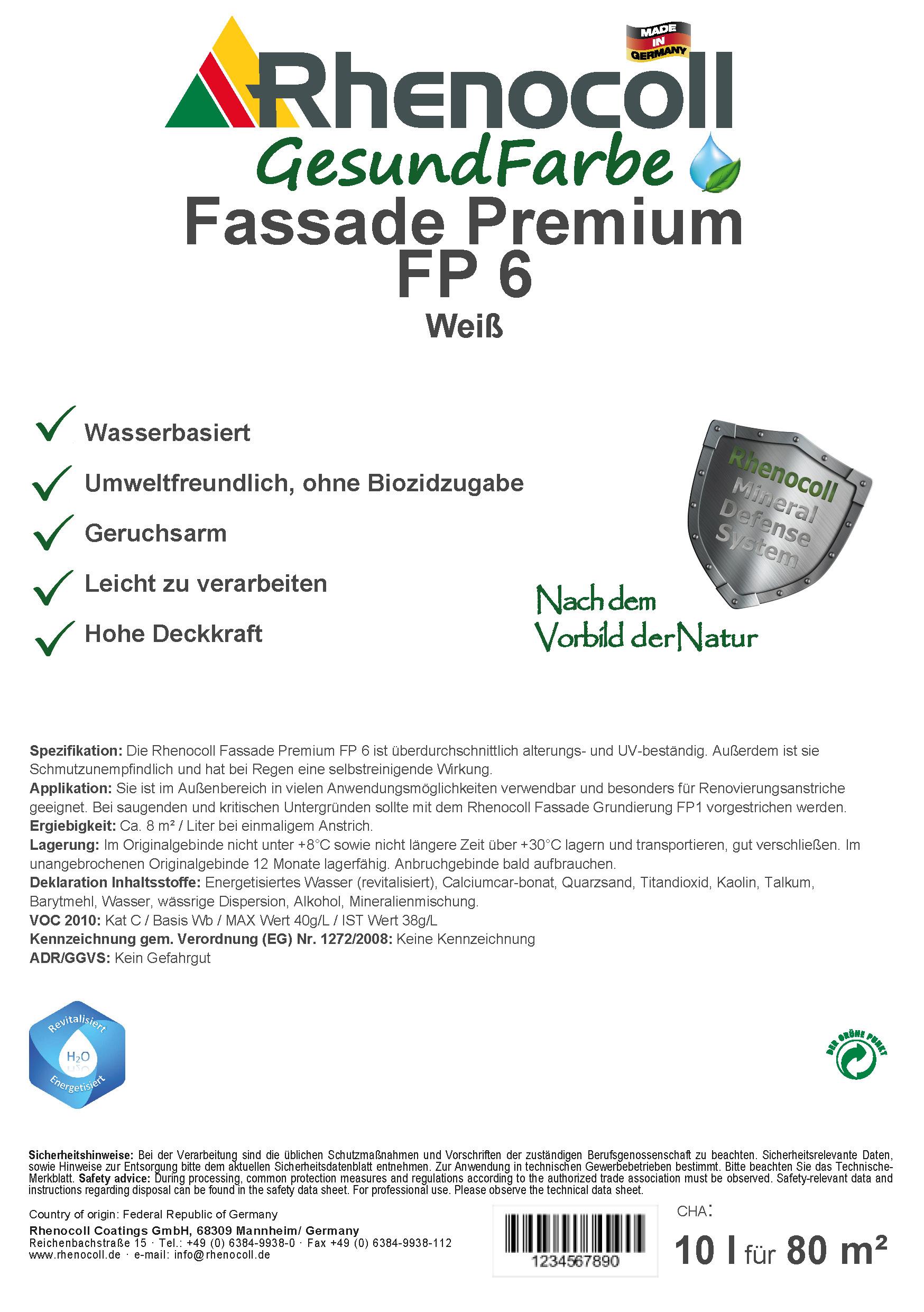 Fassade Premium FP6